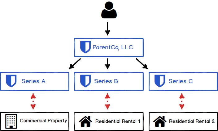 Series LLC Structure